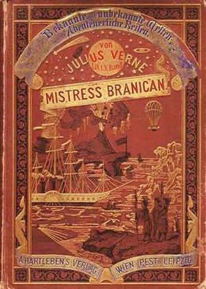Mistress Branican - Image: Mistress Branican