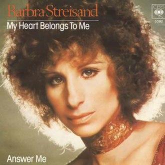 My Heart Belongs to Me - Image: Myheartbelongs