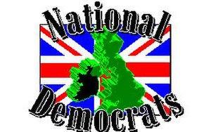 National Democrats (United Kingdom) - National Democrats (UK) logo