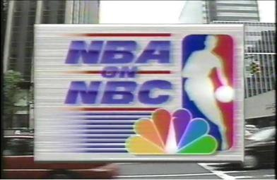 Nba on nbc old logo