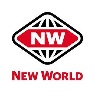 New World (supermarket) - Image: New World (supermarket) logo