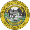 Official seal of Newburgh, New York