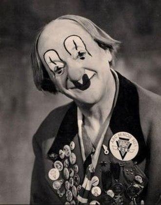 Nicolai Poliakoff - Nicolai Poliakoff as Coco the Clown