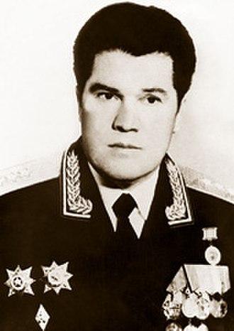 Nikolai Vasilyevich Kalinin - Image: Nikolai Vasilyevich Kalinin (born 1937)