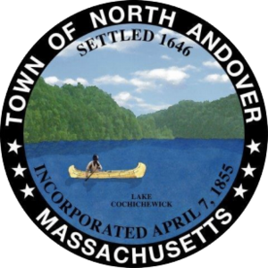 North Andover, Massachusetts - Image: North Andover MA seal