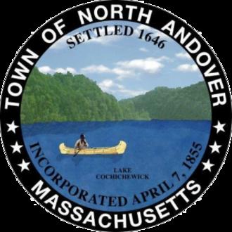 North Andover, Massachusetts - Image: North Andover MA seal