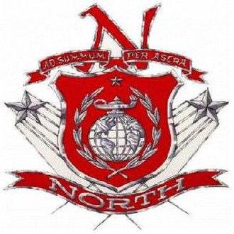 North High School (Bakersfield, California) - School logo