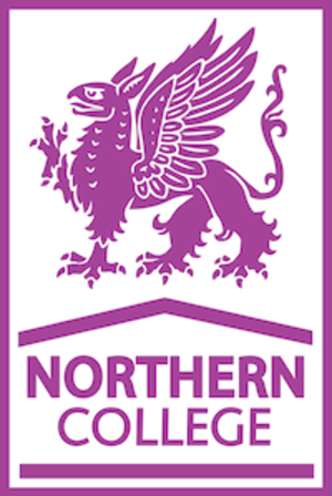Northern College for Residential and Community Adult Education - Image: Northern College Logo