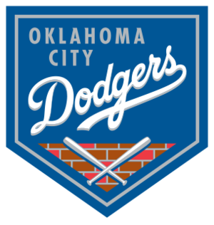 Oklahoma City Dodgers - Image: OKC Dodgers