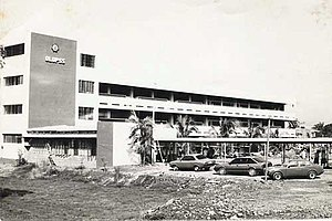 Our Lady of Perpetual Succor College - Old OLOPSC High School Bldg.