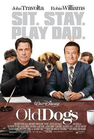 Old Dogs (film) - Theatrical release poster