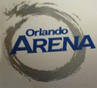 Amway Arena - Orlando Arena's original logo