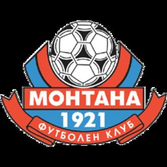 FC Montana - Image: PFC Montana logo