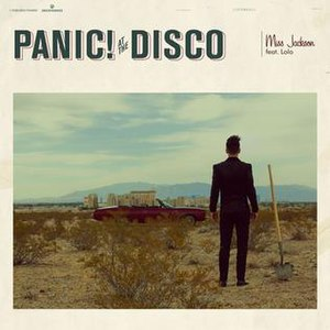 Miss Jackson - Image: Panic at the disco Miss Jackson cover