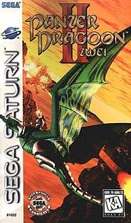 <i>Panzer Dragoon II Zwei</i> 1996 video game