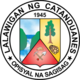 Official seal of Catanduanes