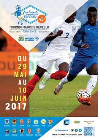2017 Toulon Tournament - Image: Poster 2017 Toulon Tournament