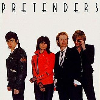 Pretenders (album) - Image: Pretenders album