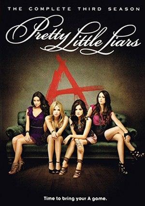 Pretty Little Liars (season 3) - Image: Pretty Little Liars S3 DVD