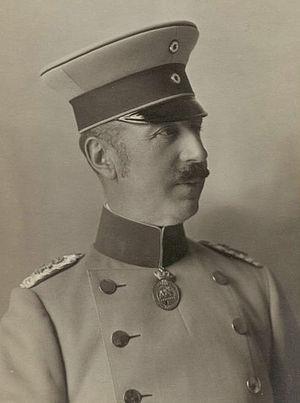 Prince Aribert of Anhalt