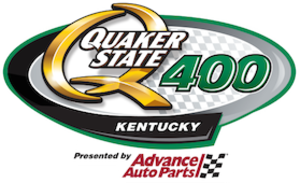 Quaker State 400 presented by Advanced Auto Parts - Image: Quaker State 400 logo (2016)
