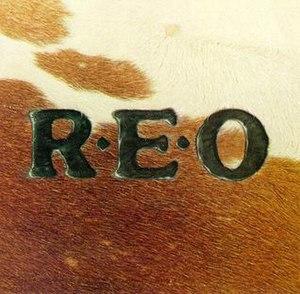 R.E.O. (album) - Image: R.E.O