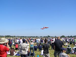 Royal International Air Tattoo - RIAT 2006