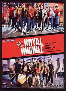 Image result for WWE Royal Rumble 2005