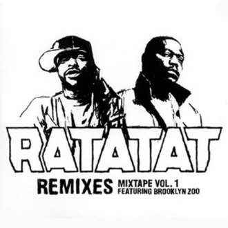 Ratatat Remixes Vol. 1 - Image: Ratatat Remixes Vol 1