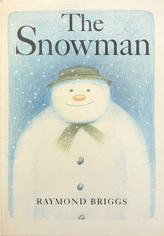 The Snowman - Briggs' illustration of the snowman
