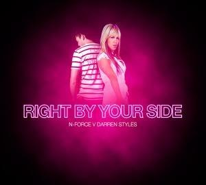 Right by Your Side (N-Force and Darren Styles song) - Image: Right by your side