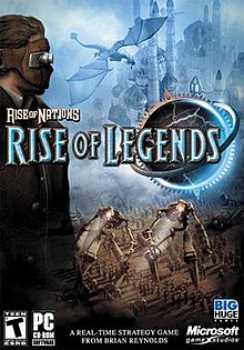 Rise Of Nations Rise Of Legends Wikipedia