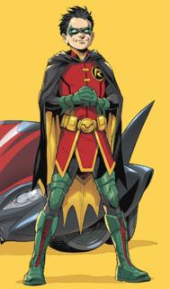 Damian Wayne Fictional character