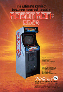 <i>Robotron: 2084</i> 1982 video game