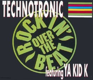 Rockin Over the Beat 1990 single by Technotronic