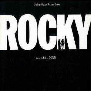 Rocky (soundtrack) - Image: Rocky OST