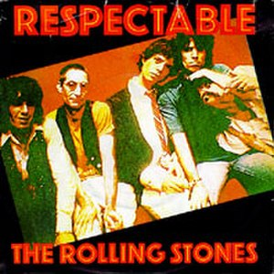 Respectable (The Rolling Stones song) - Image: Roll Stones Single 1978 Respectable