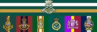 Royal Yeomanry - Royal Yeomanry Squadrons