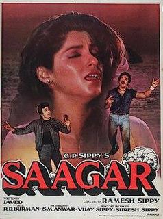 <i>Saagar</i> (film) 1985 film by Ramesh Sippy