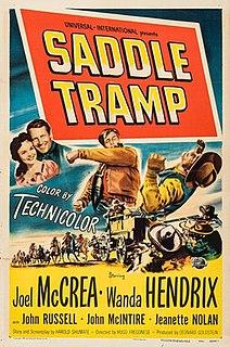 <i>Saddle Tramp</i> (film) 1950 film by Hugo Fregonese