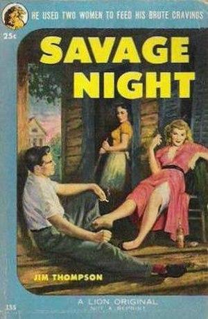 Savage Night - Image: Savage Night
