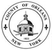 Sigelo de Orléans Distrikto, New York