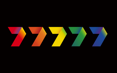 Seven Network Coloured Logos