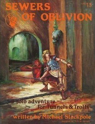 Sewers of Oblivion - Image: Sewers of Oblivion