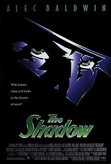 <i>The Shadow</i> (1994 film) 1994 superhero film by Russell Mulcahy