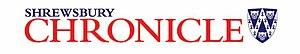 Shrewsbury Chronicle - Image: Shrewsbury Chronicle logo