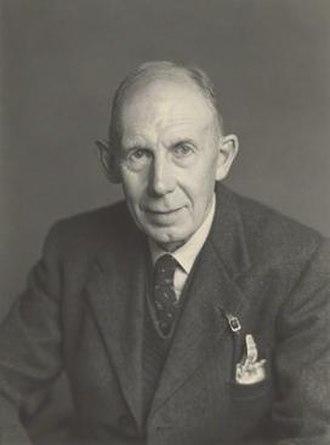 Henry Howarth Bashford - Sir Henry Howarth Bashford