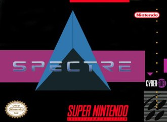 Spectre (video game) - The 1994 release of Spectre for the SNES