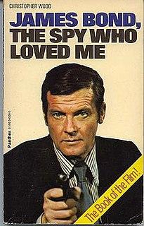 <i>James Bond, The Spy Who Loved Me</i>
