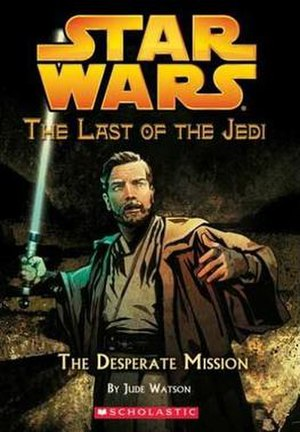 Star Wars: The Last of the Jedi - Image: Star wars loth